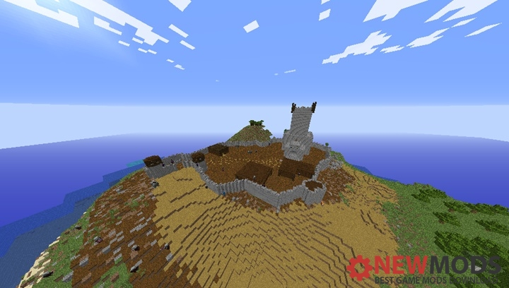 Photo of Minecraft – The Kingdom Survival Map