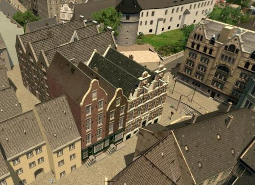 Photo of Cities: Skylines – Amsterdam House 5 (Pack of Two)