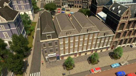 Photo of Cities: Skylines – Amsterdam House 6 (Pack of 2)