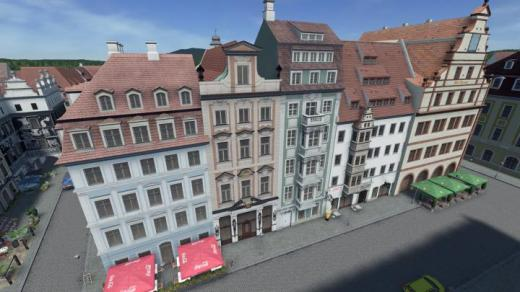 Photo of Cities: Skylines – Baroque House 6 – Office Set