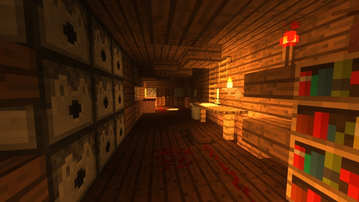 Photo of Minecraft – Dyemona 2: Labin Story Horror Map
