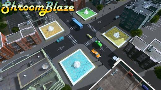 Photo of Cities: Skylines – Fountain Square (Tropic)