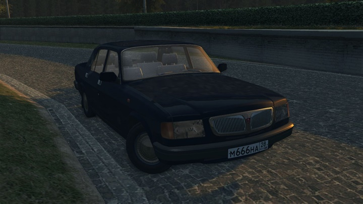 Photo of Mafia 2 – Gaz 3110 Volga 1999