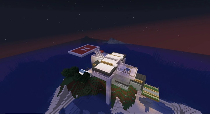 Photo of Minecraft – Island House Map