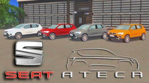 Photo of Cities: Skylines – Seat Ateca Car Mod