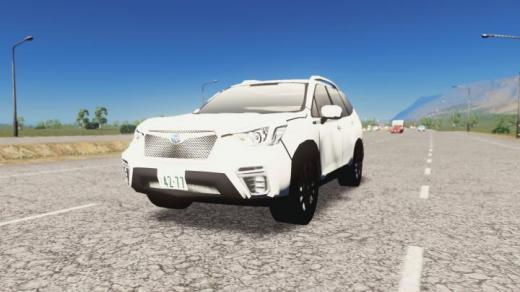 Photo of Cities: Skylines – Subaru Forester