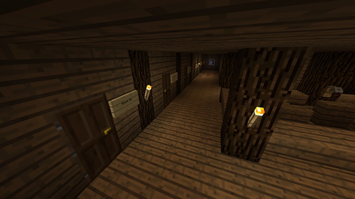 Photo of Minecraft – The Contagion Horror Map
