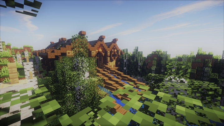 Photo of Minecraft –  The King of Parkour Land Map