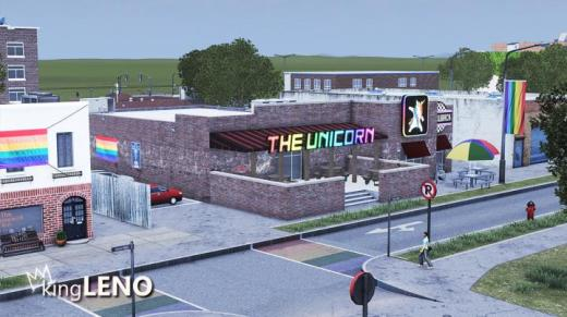 Photo of Cities: Skylines – The Unicorn Lounge