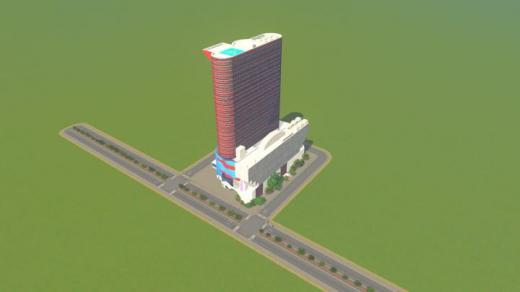 Photo of Cities: Skylines – Tomie Ohtake Institute