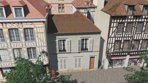 Photo of Cities: Skylines – Troyes House 3 [France]