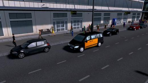 Photo of Cities: Skylines – Vito Taxi Bcn