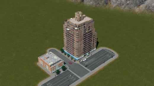 Photo of Cities: Skylines – 20 East 74th Street