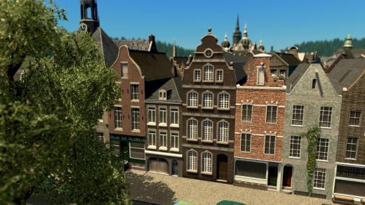 Photo of Cities: Skylines – Belgian Town House