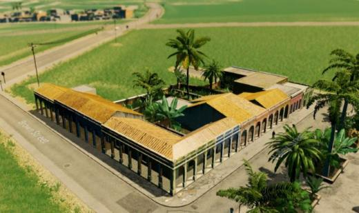 Photo of Cities: Skylines – Casa Tlacotalpan IV
