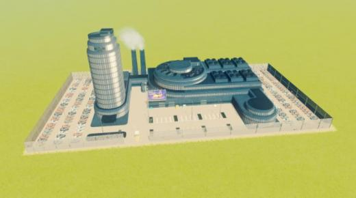 Photo of Cities: Skylines – Electric Car Factory Update