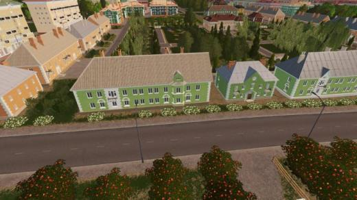 Photo of Cities: Skylines – House LDR3 5×2 RICO 1-202-11 Stucco
