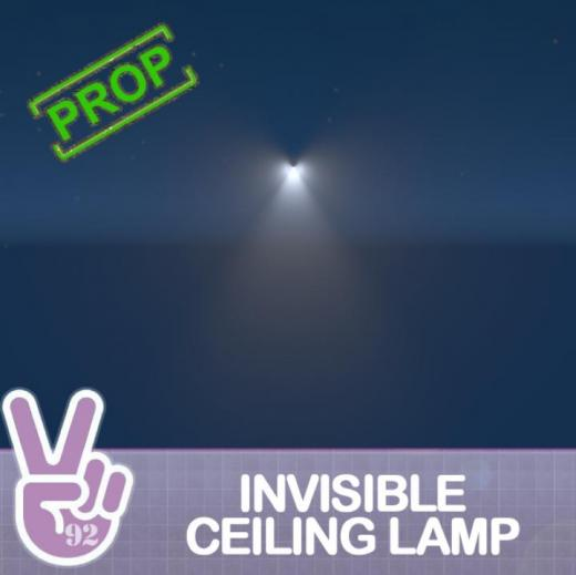 Photo of Cities: Skylines – Invisible Ceiling Lamp