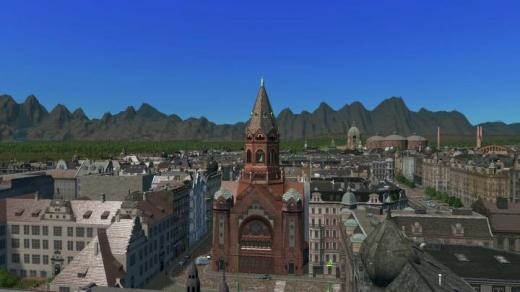 Photo of Cities: Skylines – Passionskirche