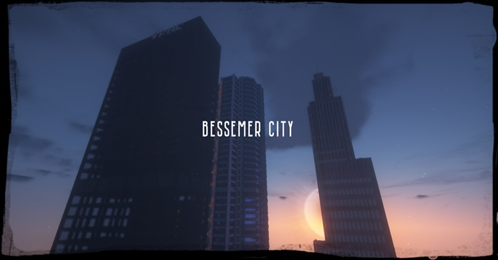 Photo of Minecraft – Bessemer City Map (1.14.4)