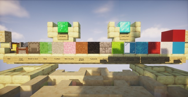 Photo of Minecraft – Maybe Parkour Map