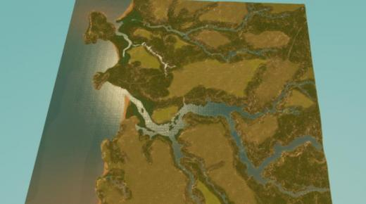 Photo of Cities: Skylines – Ratnagiri India Map