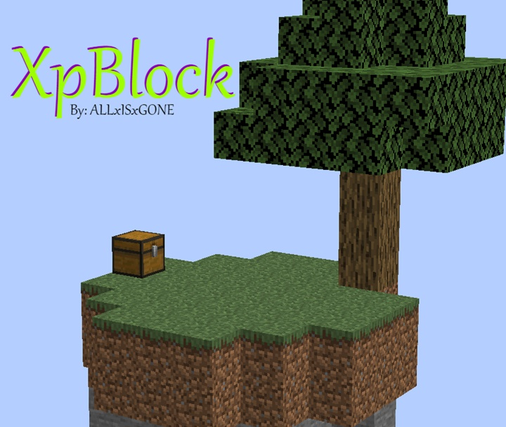 Photo of Minecraft – XpBlock Survival Map