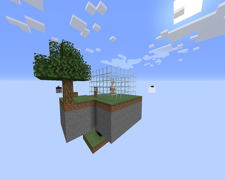 Photo of Minecraft – Beeblock Islands Survival Map (1.15.1)