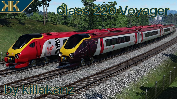 Photo of Transport Fever – Class 220 Voyager