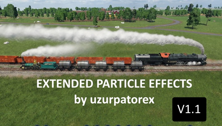 Photo of Transport Fever 2 – Extended Particles