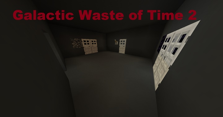 Photo of Minecraft – Galactic Waste of Time 2 Map (1.14.2)