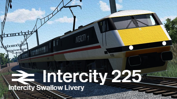 Photo of Transport Fever – Intercity 225 – Base Pack