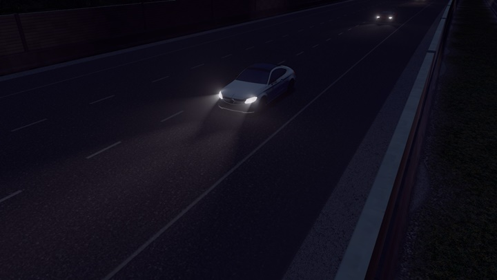 Photo of Cities Skylines – Mercedes-Benz C 63 AMG Coupe