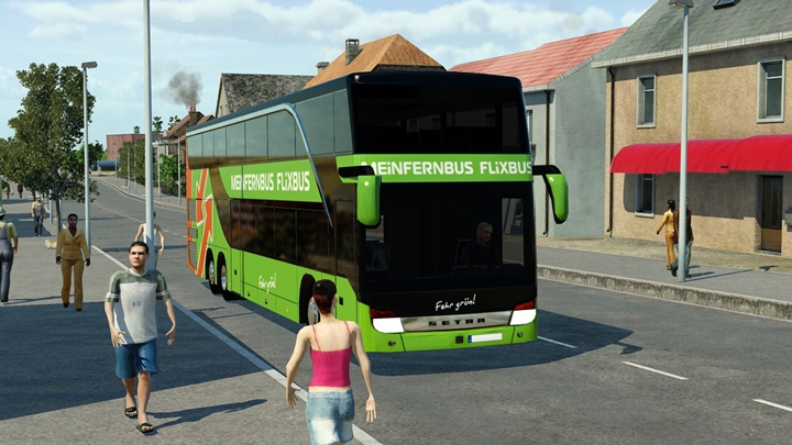 Photo of Transport Fever – Setra S 431 DT Euro V Bus Mod
