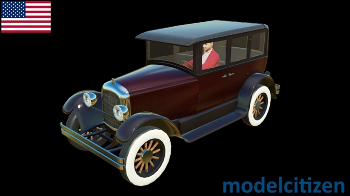Photo of Transport Fever – Studebaker Sedan 1926