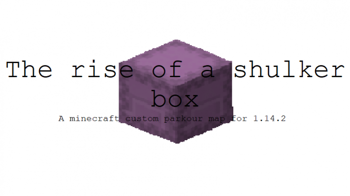 Photo of Minecraft – The Rise of a Shulker Box Map