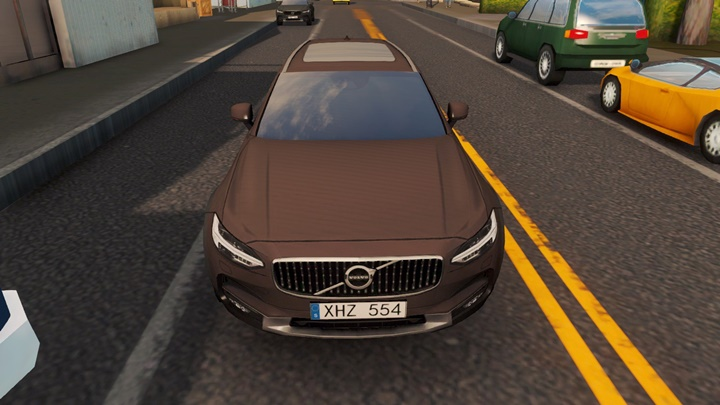Photo of Cities Skylines – Volvo V90 Cross Country Car Mod
