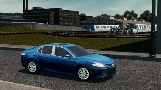 Photo of Cities: Skylines – Toyota Camry 2019