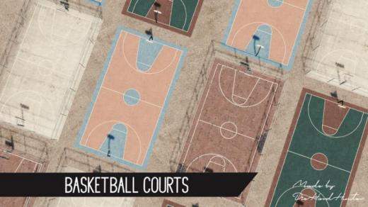 Photo of Cities: Skylines – Basketball Courts