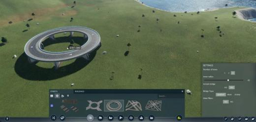 Photo of Transport Fever 2 – Better Roundabout