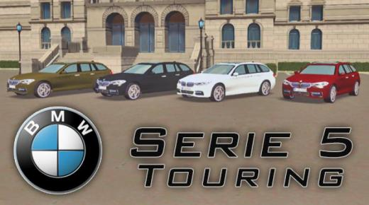 Photo of Cities: Skylines – Bmw Serie 5 Touring