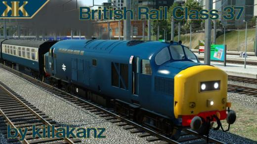 Photo of Transport Fever 2 – British Rail Class 37