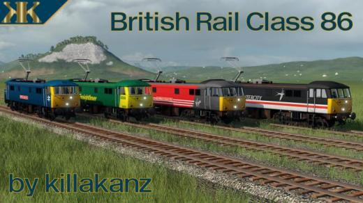 Photo of Transport Fever 2 – British Rail Class 86
