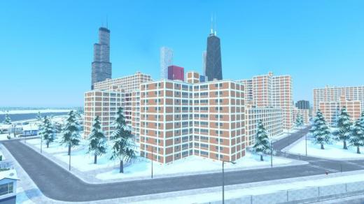 Photo of Cities: Skylines – Cabrini Green 1-2-3 (Chicago, USA) RICO