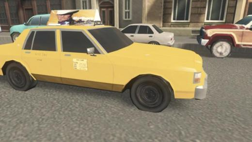 Photo of Cities: Skylines – Chevy Caprice Classic New York Taxi V4