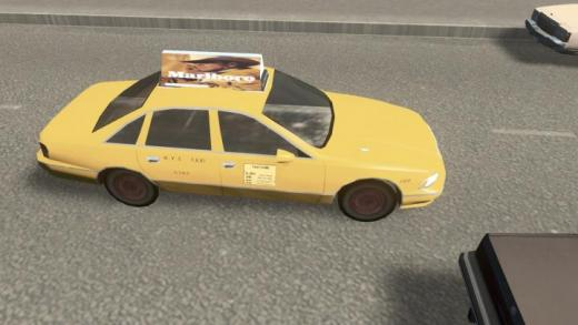 Photo of Cities: Skylines – Chevy Caprice New York Taxi V8