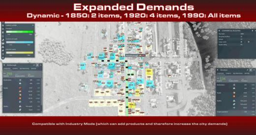 Photo of Transport Fever 2 – Expanded Cargo Demands (Dynamic Growth)