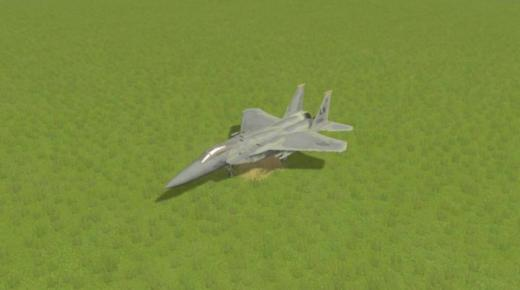 Photo of Cities: Skylines – F-15C Eagle (Parklife)