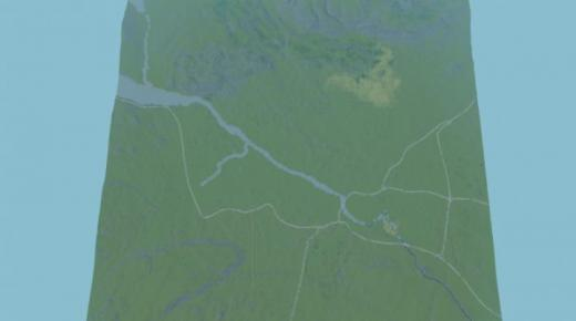 Photo of Cities: Skylines – Glasgow Scotland With Flow Map