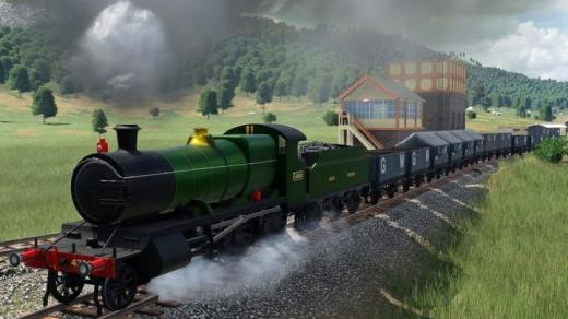 Photo of Transport Fever 2 – Gwr 2-6-0 4300